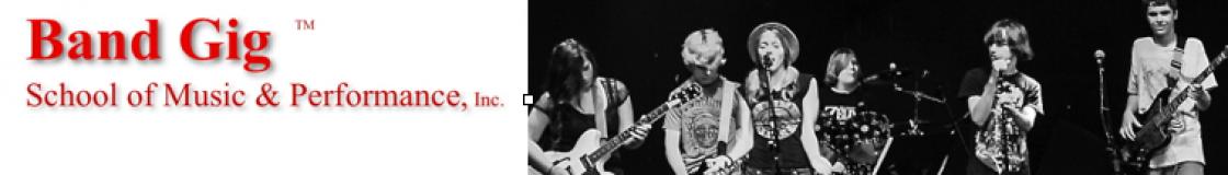 Band Gig School of Music & Performance